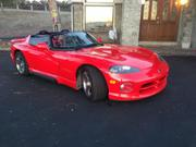 1993 DODGE Dodge Viper Base Convertible 2-Door